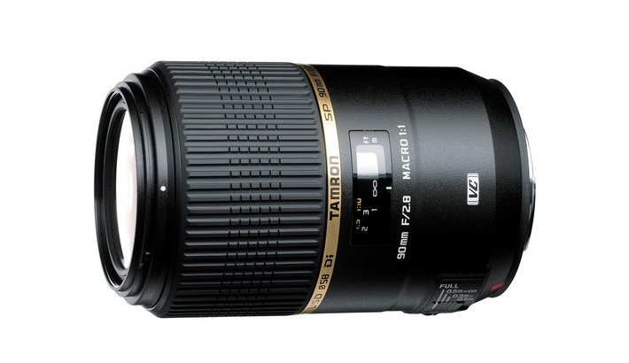 Tamron Releases Pricing of New 90mm f/2.8 Macro and 70-200mm f/2.8 Lenses