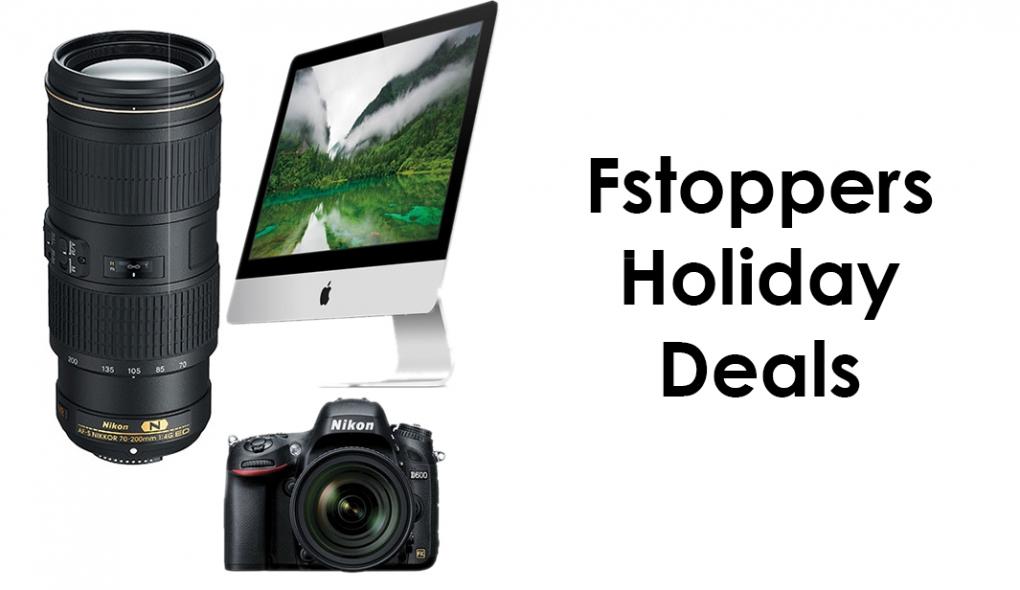 Nikon 70-200mm f/4G In Stock! Plus Great Deals on Fuji, Nikon and Mac!