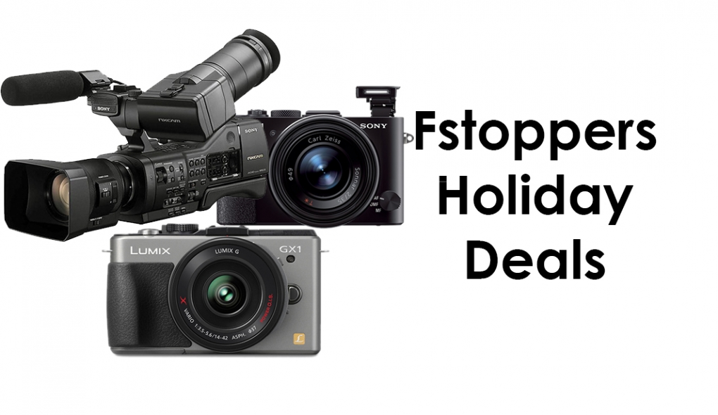 Full Frame Sony Compact Now In Stock! Plus $160 Off Panasonic LUMIX DMC-GX1!