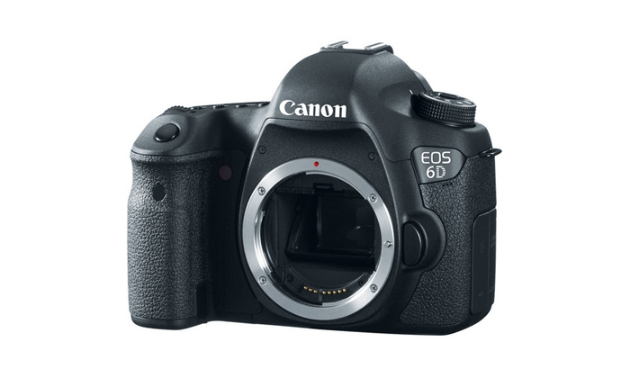 Canon Releases Service Advisory for New 6D