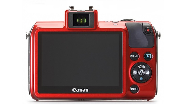 Canon EOS M with Viewfinder to Come in 2013?
