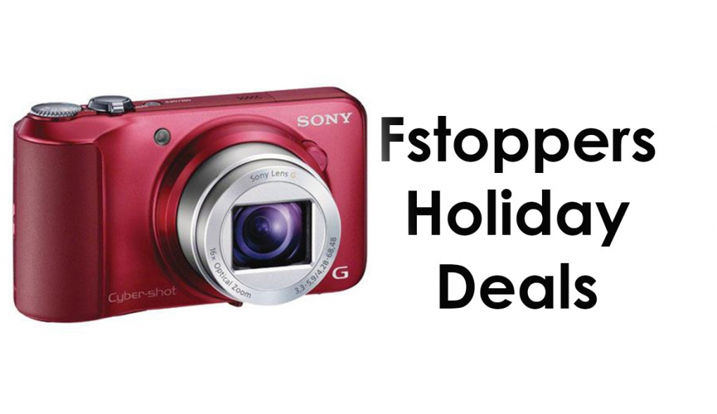 Over 50% off Sony Cyber-Shot 16mp Camera!