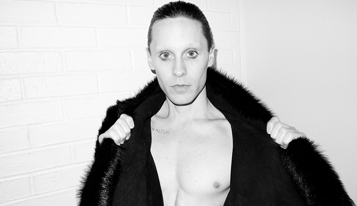 Terry Richardson Shoots Jared Leto for Upcoming Transgender Role