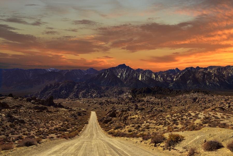 Approaching Sierra