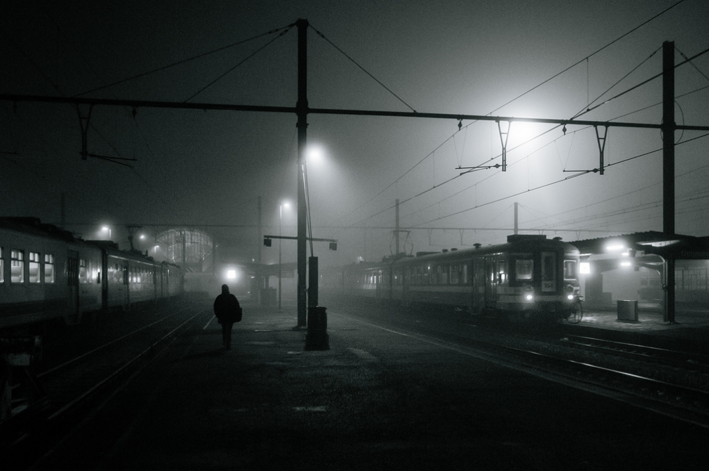 Untitled (Night Fog)
