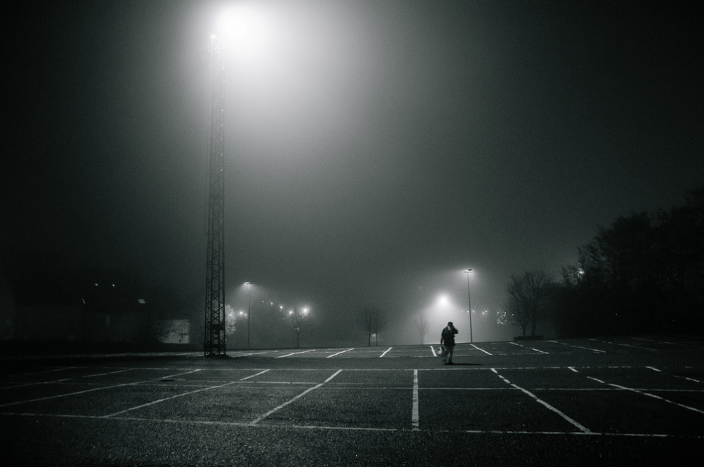 Untitled 6 (Night Fog)