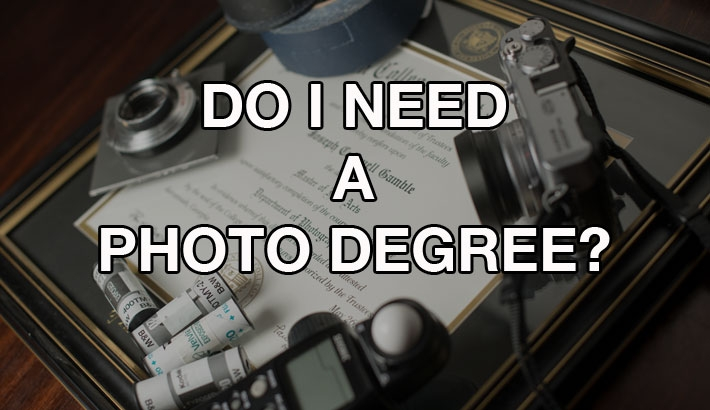 Do I Need a Photo Degree? Thoughts After the SPE 50th