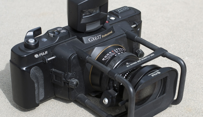 Review: The Fuji GX617 Panoramic Beast