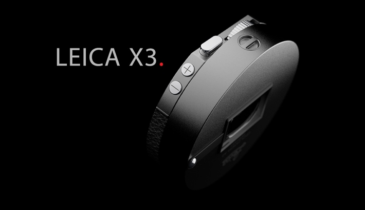 More-Than-Awesome Leica X3 Concept by Vincent Säll