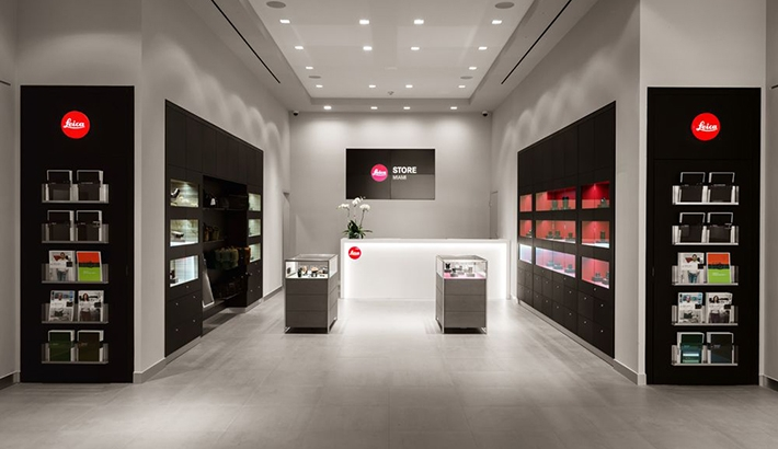 Look At Leica's Pretty New Store in Miami