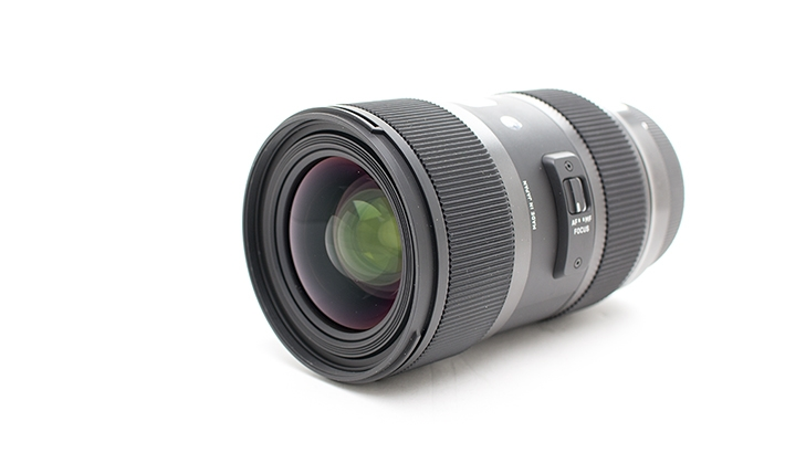 Fstoppers First Look: Sigma's New 18-35 f/1.8