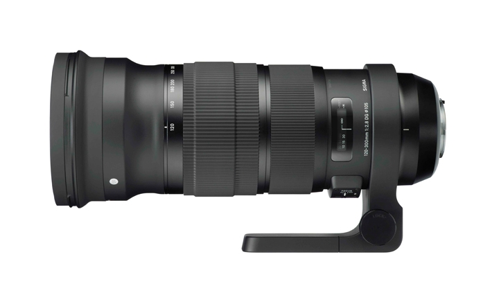 Sigma's Delayed 120-300mm f/2.8 To Come In Early May Along with Much Anticipated USB Dock