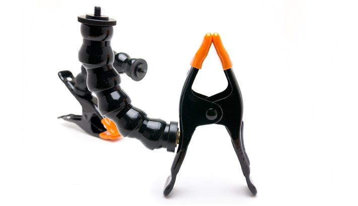 "Fstoppers Reviews the ""Mount-It-Anywhere"" Nasty Clamp"