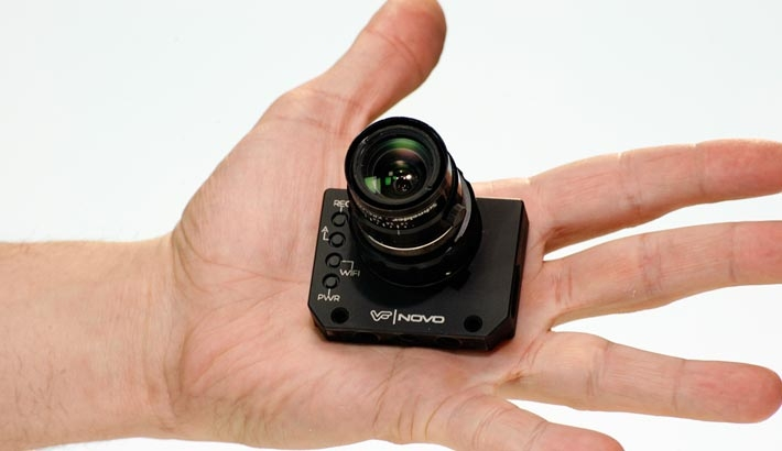 Novo - A Modified GoPro Hero 3: Black Edition Camera