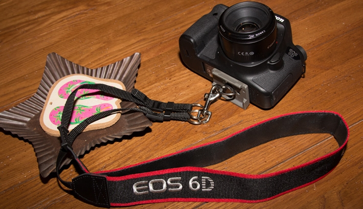 How To Make Your Own Quick Release Camera Strap