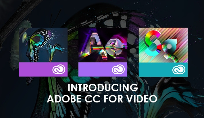 Adobe Unveils New Versions of Premiere, After Effects and Speed Grade