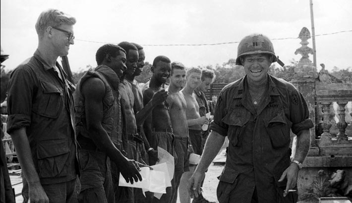 Charlie Haughey - A War Photographer's Rediscovered Photographs From Vietnam