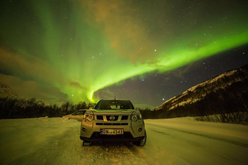 Aurora X-Trail