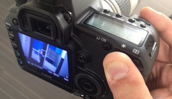 No More Re-Composing: Use Your Camera's Custom Functions