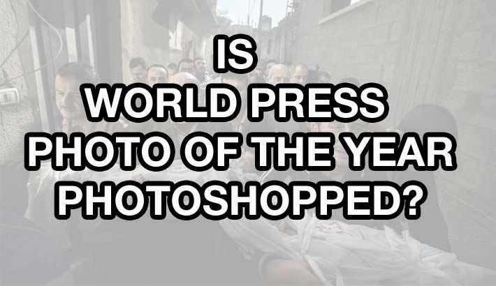 UPDATED: Is World Press Photo Photoshopped?