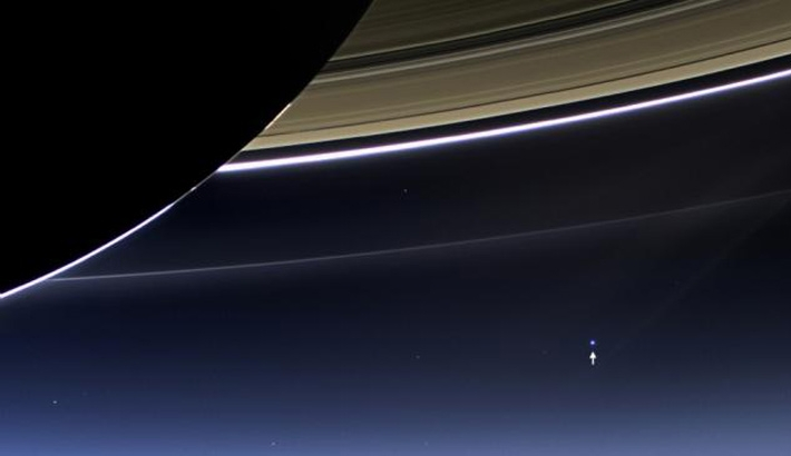 NASA Releases Distant Photos of Earth
