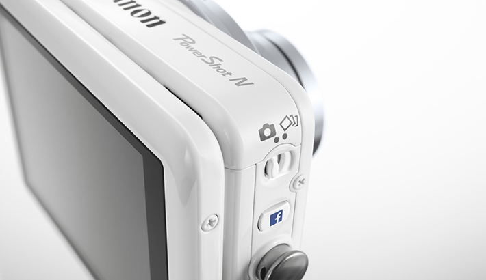 Canon is Facebook Ready? New Camera Connects Directly with Social Network