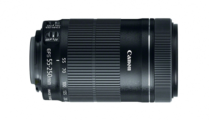 Wishing for a New STM Lens? Canon Announces the 55-250mm f/4-5.6 IS STM