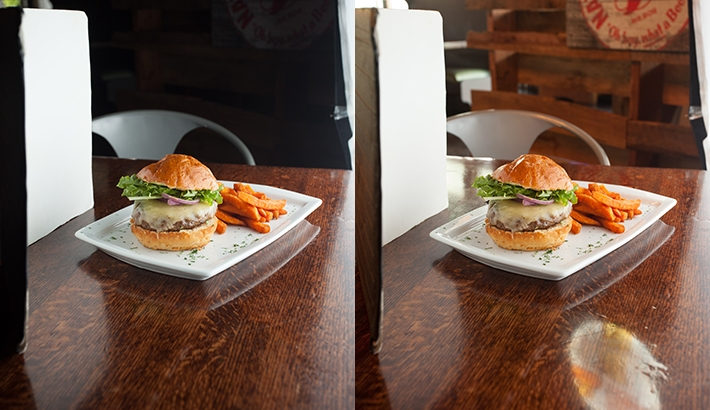 Balancing Flash and Ambient Light In A Restaurant