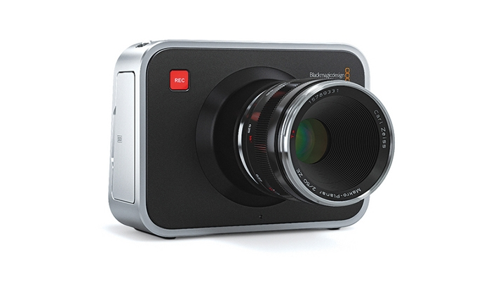 Blackmagic Cinema Camera Price Just Dropped $1000