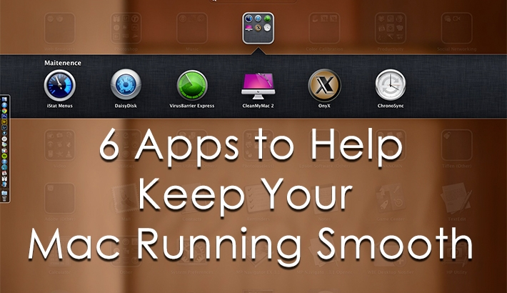 Keep Your Mac in Tip-Top Shape With These Apps