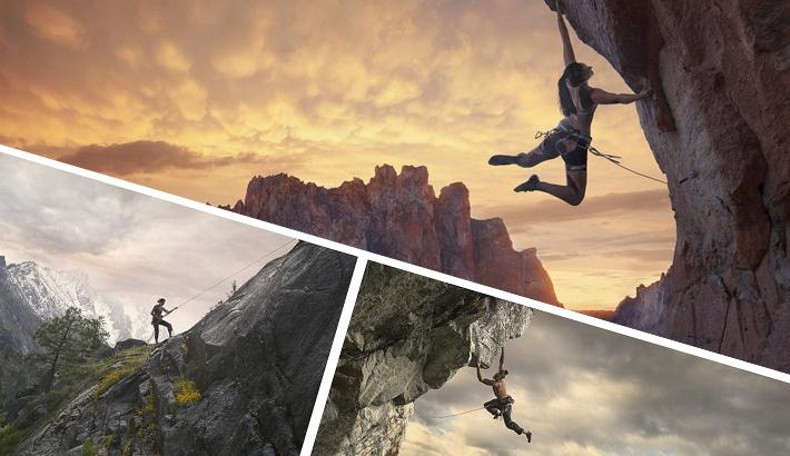 Kiliii Fish Takes Rock Climbing Photography To The Next Level