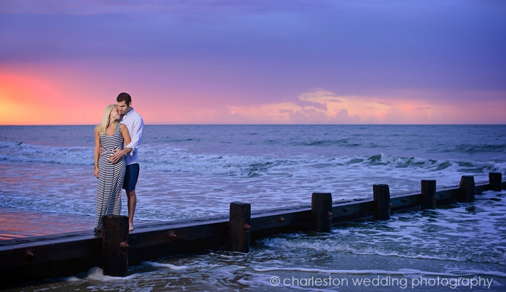 How To Shoot A Sunrise Engagement Session