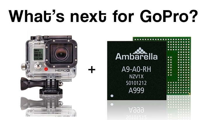 What's Next for GoPro: What We Might See in a Hero4