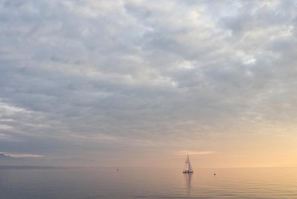 Sailing Nyon
