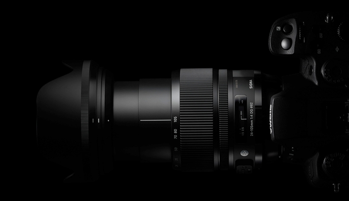 UPDATED: Sigma 24-105mm F/4 OS Art Lens Confirmed