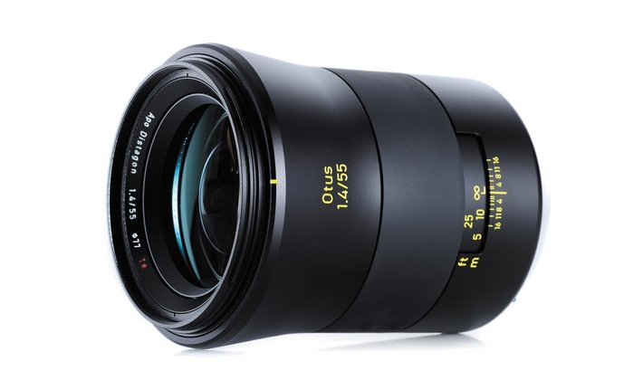 Zeiss Announces the 55mm f/1.4 Otus, A No-Corners-Cut Lens