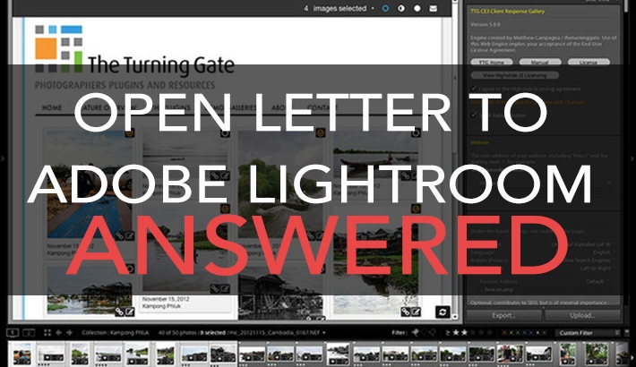 """Open Letter to Adobe"" Answered by an Fstoppers Reader"