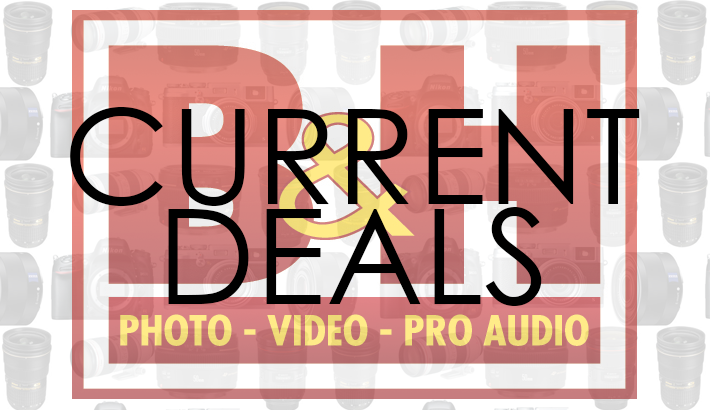 Profoto B1 and Nikon Df Available for Pre-order Now Along with 70-200 Rebate