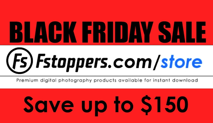 Save $100s On The Fstoppers.com/store Black Friday Sale