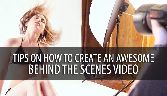 How to Shoot Behind the Scenes Videos for Your Business