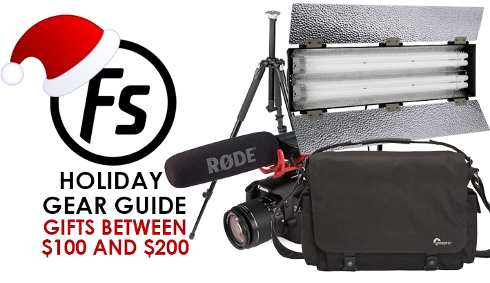 Fstoppers Holiday Gear Guide Part II: Gifts Between $100 & $200