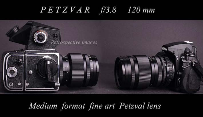 Medium Format Latest in Petzval Lens Resurgence