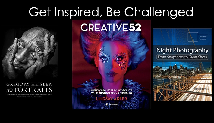 Get Inspired, Be Challenged - Three Photography Books To Push Your Creativity Into 2014 And Beyond