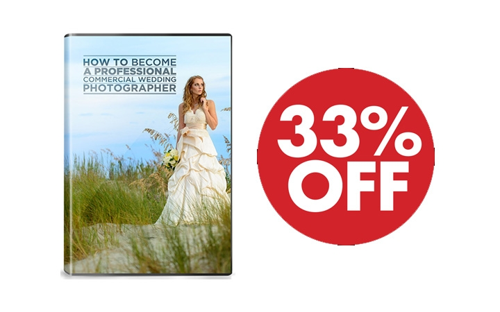 Save $100 Today On Fstoppers Wedding Photography Tutorial