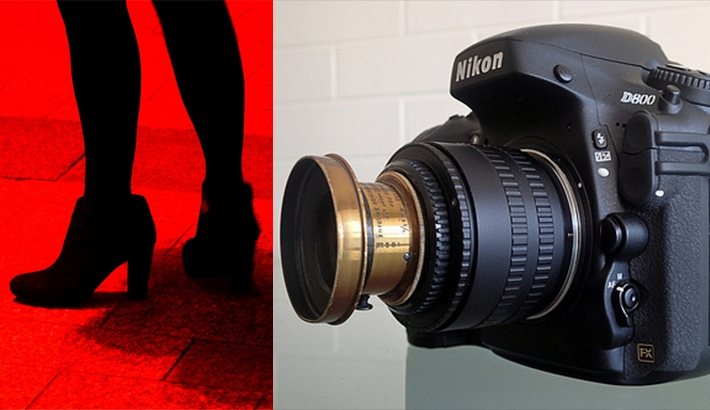 Photographer Simulates Vintage Lenses Through Modern DSLR
