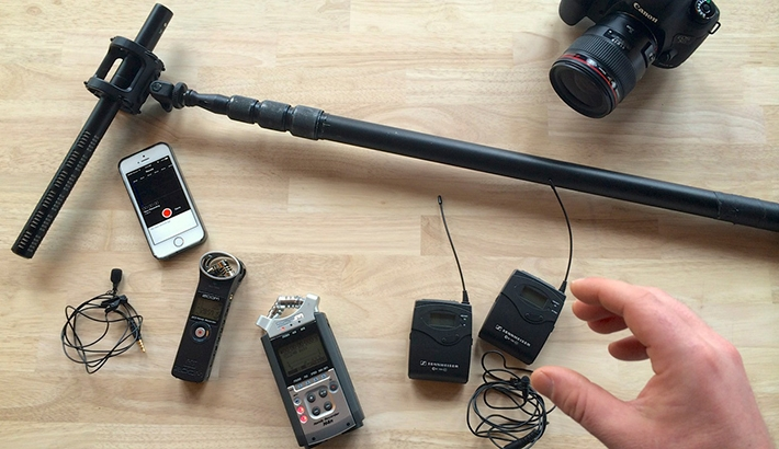 Wistia Team Talks Video-Making Nitty Gritty: Choosing a Microphone