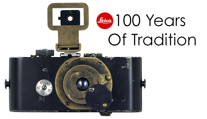 Leica Celebrates A Centenary of Camera Craftsmanship