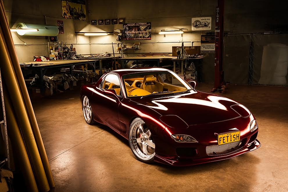 Robert S Mazda Fd Rx7 Photo Of The Day January 26th