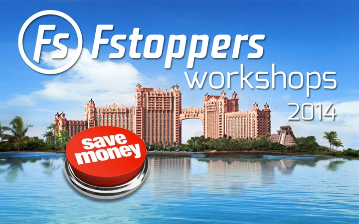 Sign Up For The Fstoppers Photo Workshop Before Feb 1 and Save