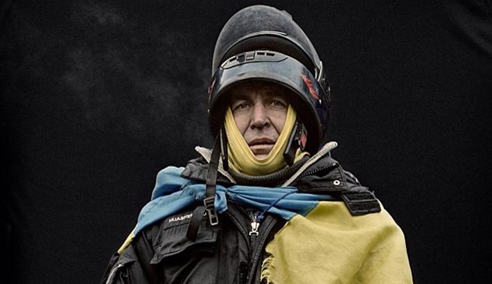 Anastasia Taylor-Lind's Fascinating Portraits of Ukranian Protestors